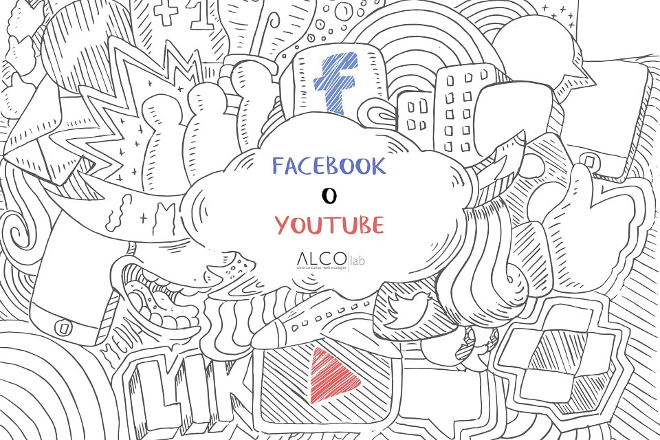 È meglio caricare un video su Facebook o su YouTube
