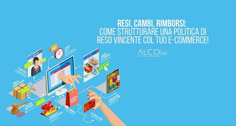 gestione resi e-commerce